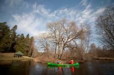 Kanuumatk Elva jõel