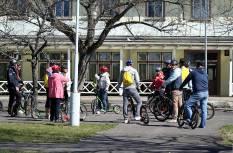 Tretrollertour in Pärnu