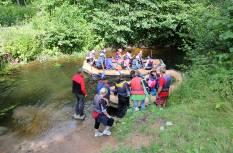 Raftimatk Võhandu jõel